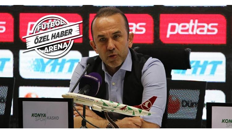 Konyaspor'da Mehmet Özdilek ile yollar ayrılıyor! Yeni hoca