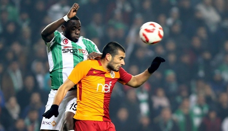 Konyasporlu Moke'den Galatasaray iddiası