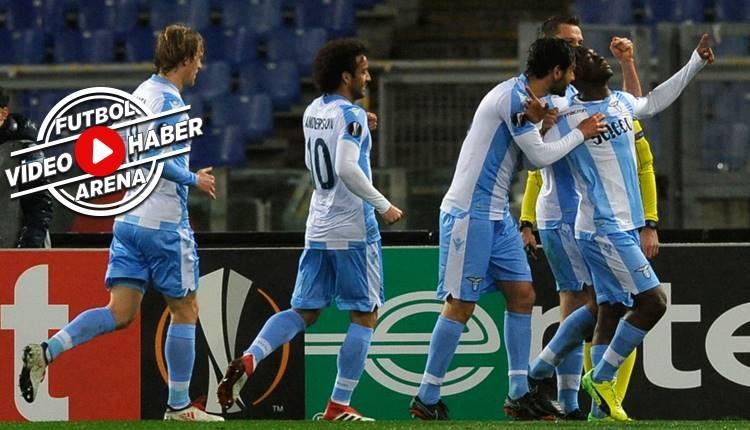 Lazio 5-1 FCSB maçı özeti ve golleri (İZLE)