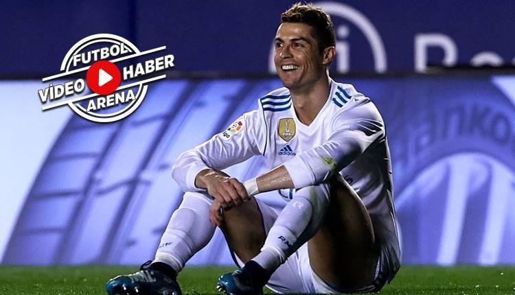 Levante 2-2 Real Madrid maçı özeti ve golleri (İZLE)