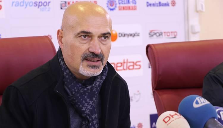 Levent Açıkgöz: 'Beşiktaş'a teslim olduk'
