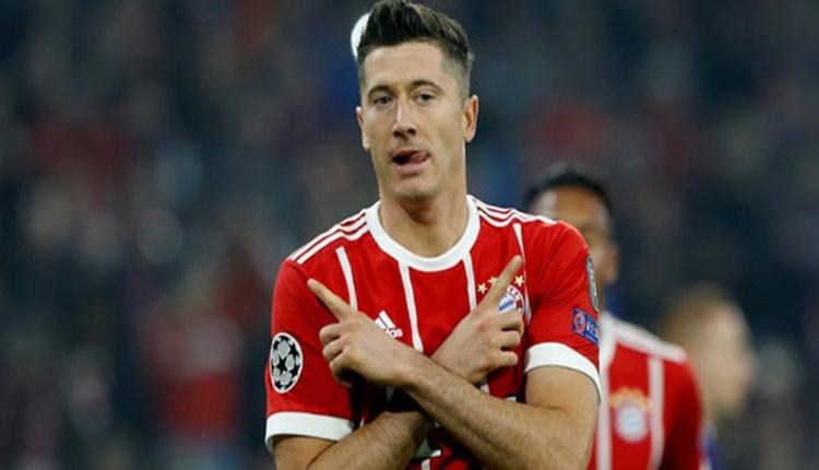 Lewandowski için 'Come to Beşiktaş' çağrısı