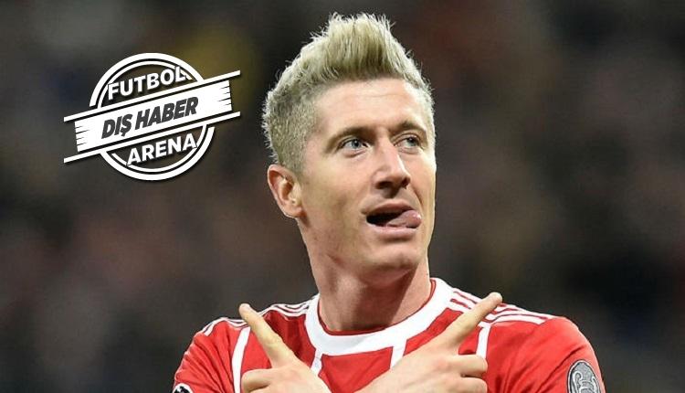 Lewandowski'den transfer açıklaması! Bayern Münih'ten ayrılıyor mu?