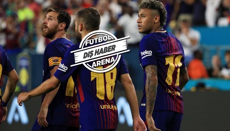 Lionel Messi: ''Neymar'ın gidişi sonrası daha iyi olduk..''