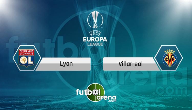 Lyon - Villarreal maçı saat kaçta, hangi kanalda? (İddaa canlı skor)
