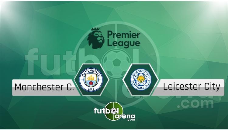 Manchester City - Leicester City maçı saat kaçta, hangi kanalda? (İddaa Canlı Skor)