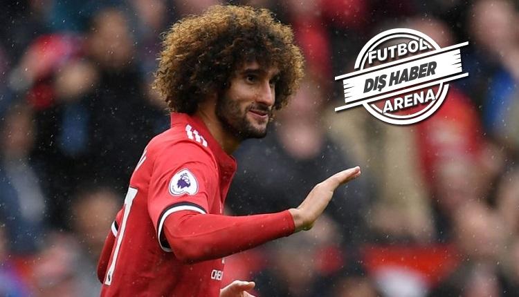 Manchester United'a Fellaini sakatlık şoku! En az...
