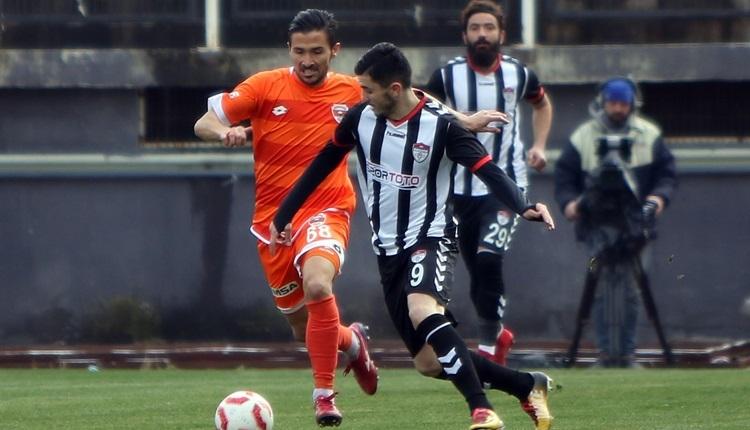 Manisaspor 1-2 Adanaspor maç özeti ve golleri (İZLE)