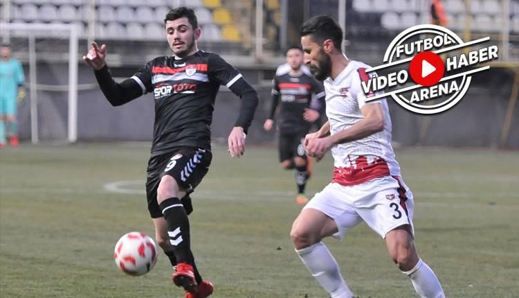 Manisaspor 3-1 Gaziantepspor maçı özeti ve golleri (İZLE)