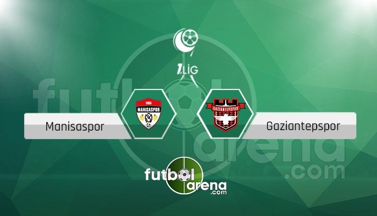 Manisaspor - Gaziantepspor maçı saat kaçta, hangi kanalda? (İddaa Canlı Skor)
