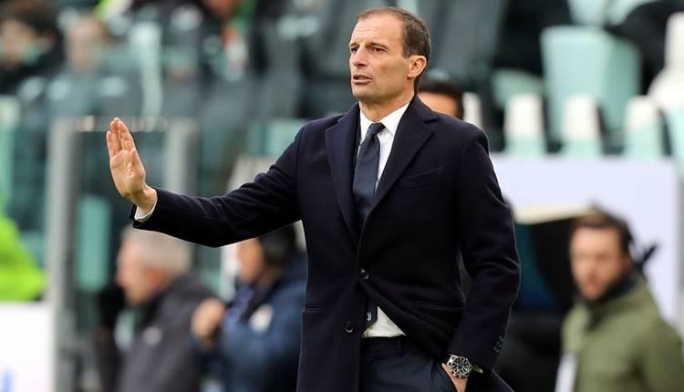 Massimiliano Allegri tarihe geçti! Juventus'un en iyisi...