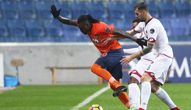 Medipol Başakşehir 1-1Gençlerbirliği maç özeti ve golleri (İZLE)