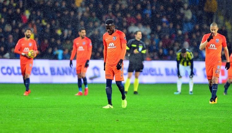 Medipol Başakşehir bu sezon ilk defa...