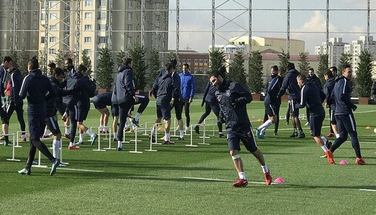 Medipol Başakşehir'de Trabzonspor maçı öncesi sakat, cezalı, eksik oyuncular