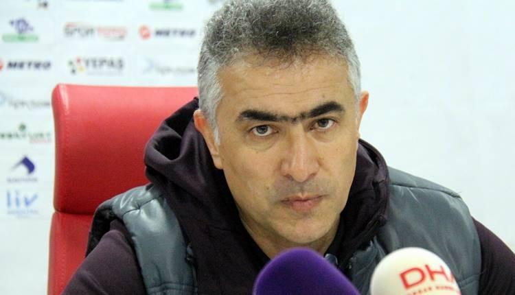 Mehmet Altıparmak: 'Tek kale oynayıp kaybettik'