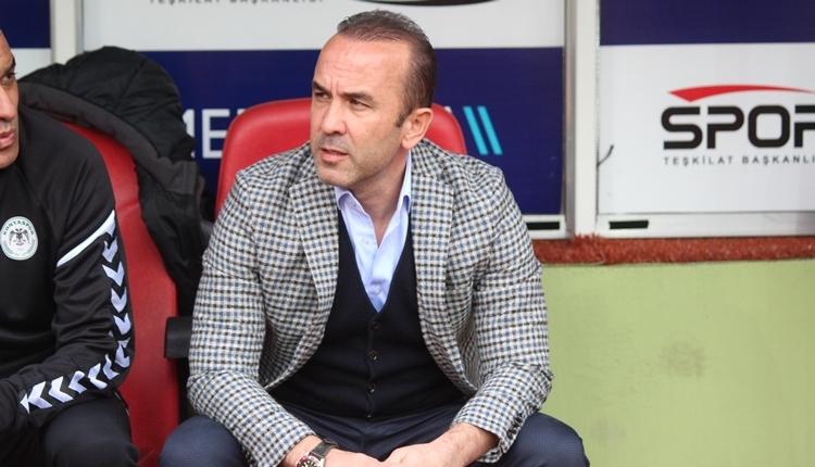Mehmet Özdilek: 'Beşiktaş maçında favori biziz'