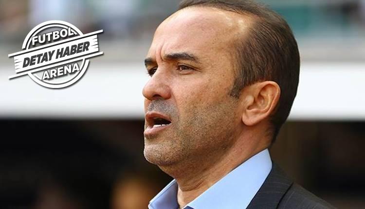 Mehmet Özdilek Beşiktaş'a diş geçiremiyor