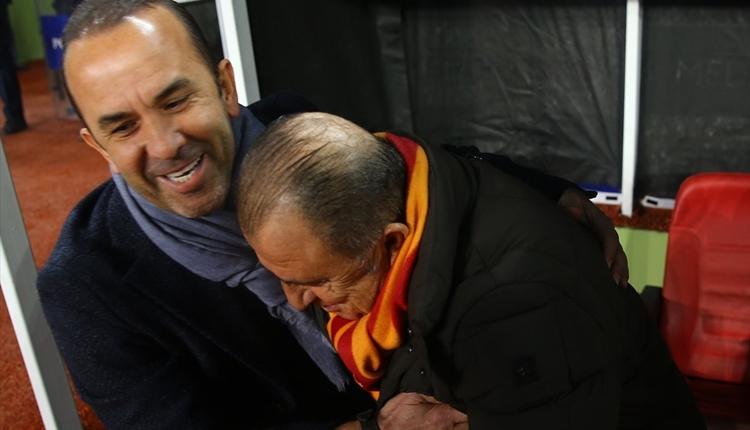 Mehmet Özdilek'ten maç sonu Jahovic, Eto'o ve Volkan Şen sözleri
