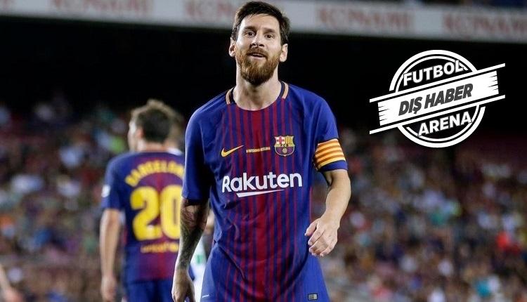 Messi'yi ikna etmek için arkadaşlarını transfer ettiler