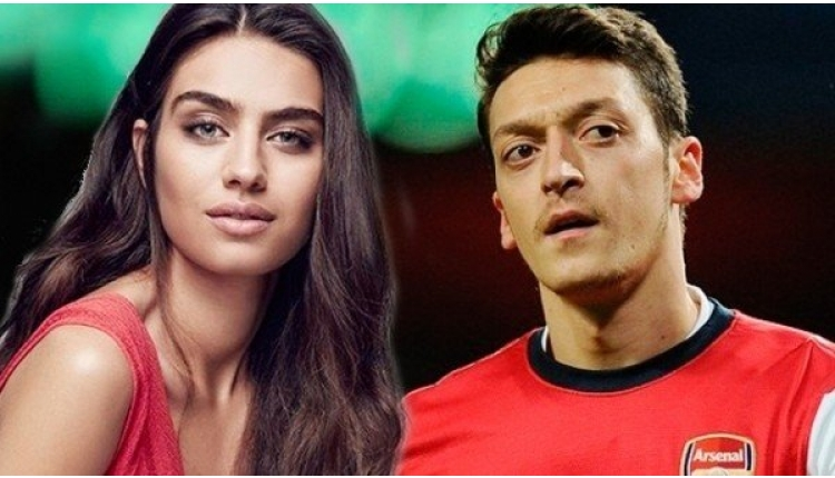 Mesut Özil'in sevgilisinden Galatasaray transferi açıklaması
