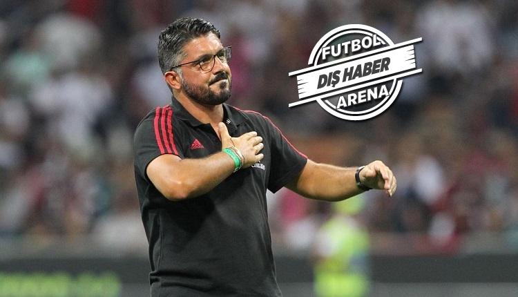 Milan'da Gattuso'nun Hakan Çalhanoğlu şaşkınlığı!