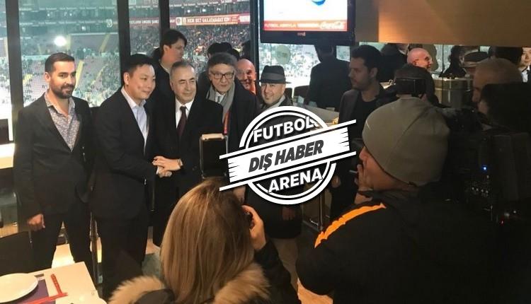 Milan'ın sahibi Yonghong Li iflas etti