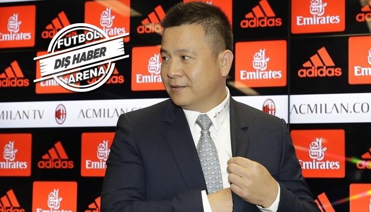 Milan'ın sahibi Yonghong Li'dan iflas iddialarına sert yanıt