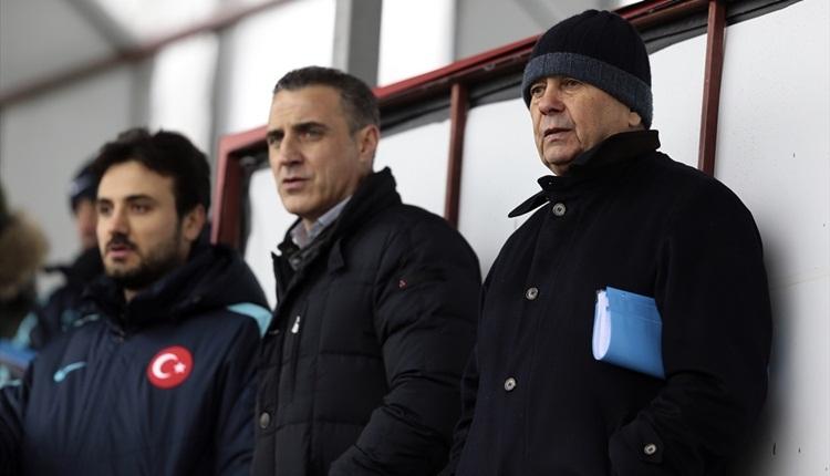 Mircea Lucescu, TFF 2. Lig gençlerini izledi