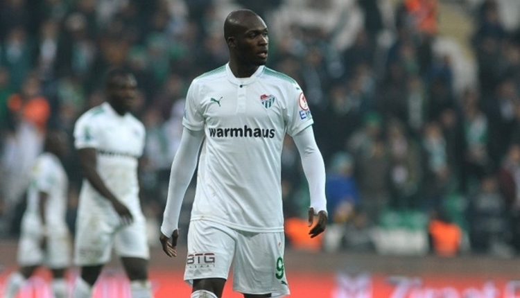 Moussa Sow'un sakatlığında Bursaspor'a kötü haber