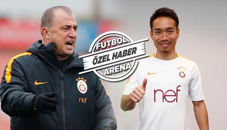 Nagatomo, Sivasspor maçında oynayacak mı? Fatih Terim'in planı