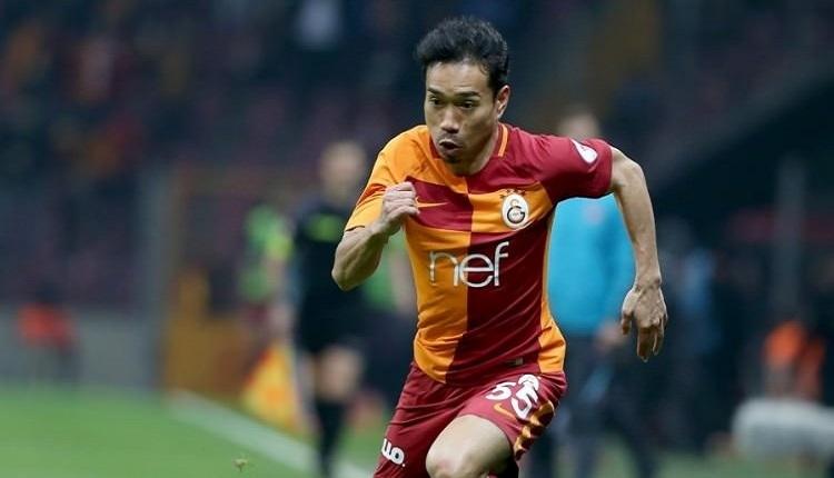 Nagatomo'nun Bursaspor maçında golü güme gitti! beIN Sports pierosu
