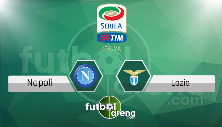 Napoli Lazio maçı saat kaçta, hangi kanalda? (İddaa Canlı Skor)