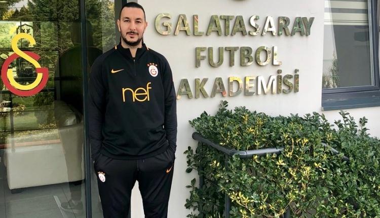 Necati Ateş, Fatih Terim'in ekibine katıldı
