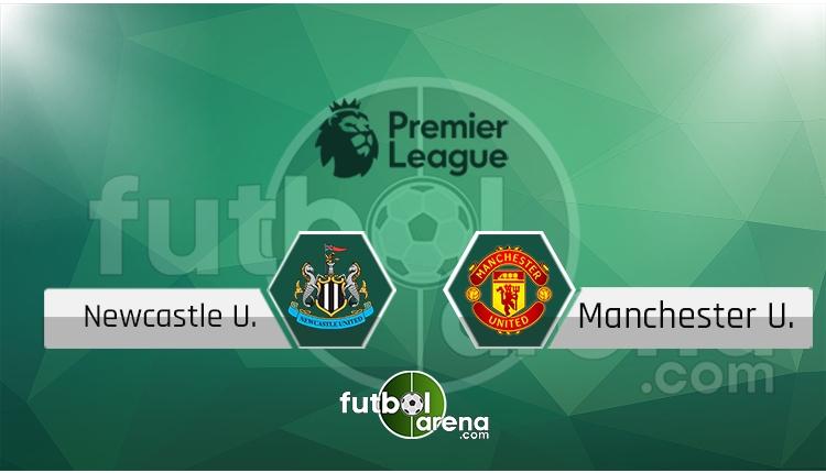 Newcastle United - Manchester United maçı saat kaçta, hangi kanalda? (İddaa canlı skor)