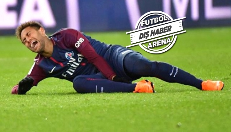 Neymar'ın sahalardan ne kadar uzak kalacağı belli oldu