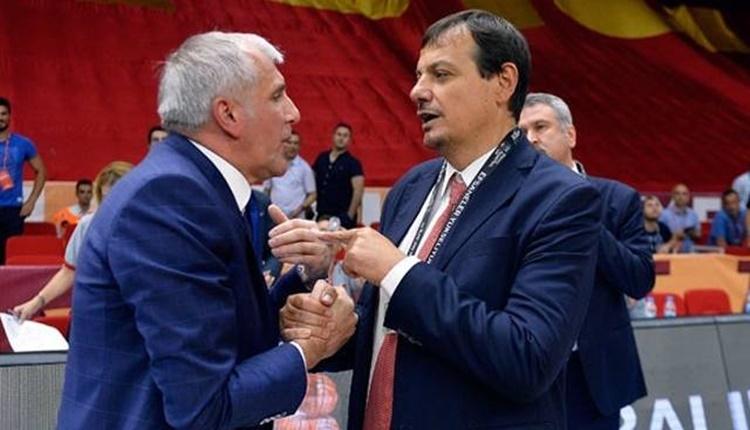Obradovic ile Ergin Ataman arasındaki gerginlikler