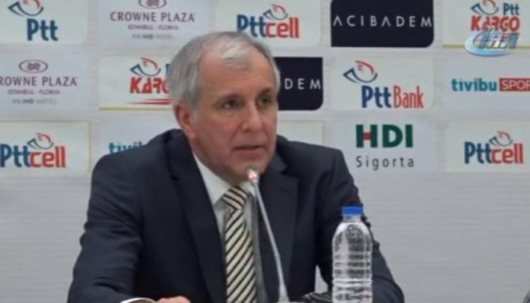 Obradovic maç sonu itiraf etti! 'Kabul edilemez'