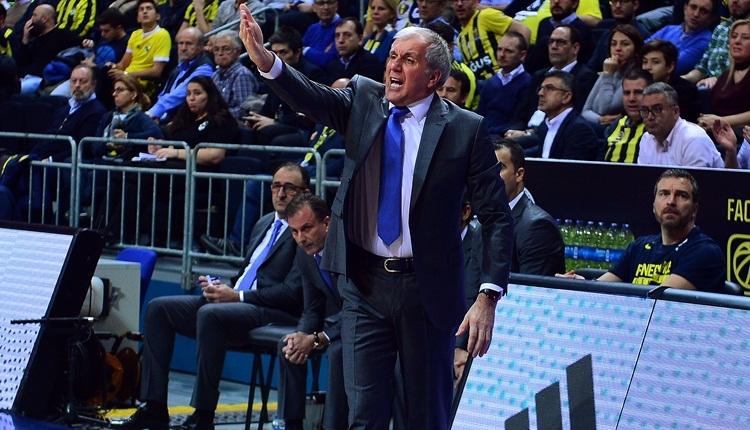 Obradovic maç sonu Guduric ve Datome'nin durumunu açıkladı