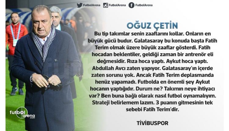 Oğuz Çetin: