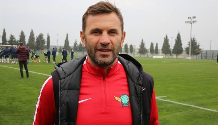 Okan Buruk'tan Konyaspor'a gözdağı: