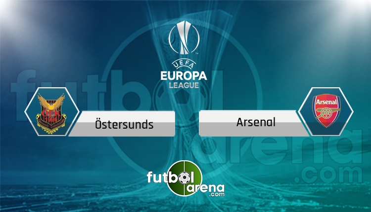 Östersunds - Arsenal maçı saat kaçta, hangi kanalda? (İddaa canlı skor)