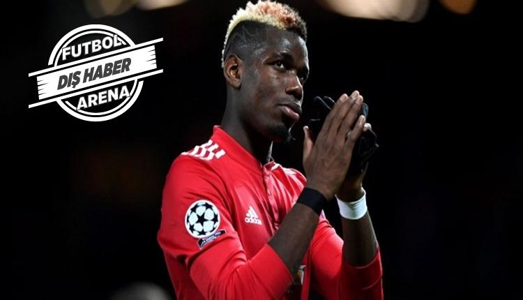 Paul Pogba'nın menajeri Mina Railo'dan transfer açıklaması