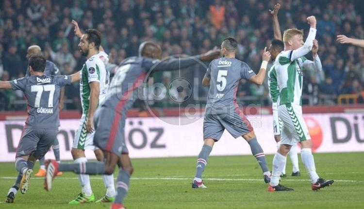 Pepe, Fenerbahçe derbisinde cezalı