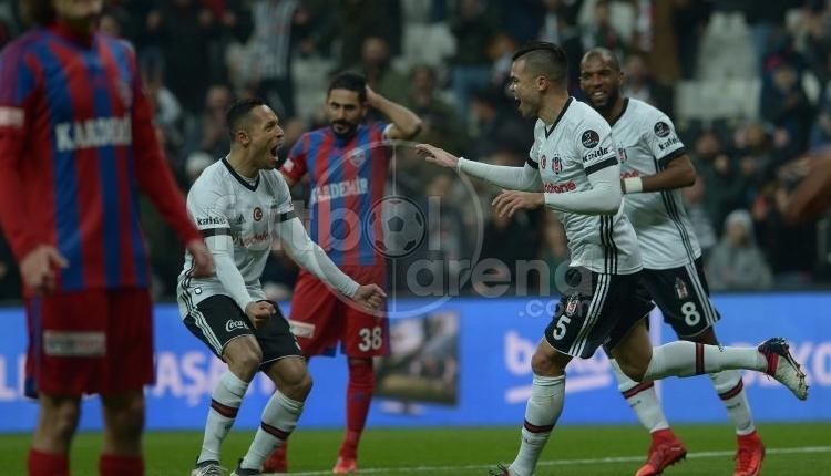 Pepe'den maç sonu Beşiktaş'a övgü! 'Çok beğendim'