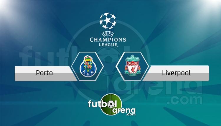 Porto - Liverpool maçı saat kaçta, hangi kanalda? (İddaa canlı skor)