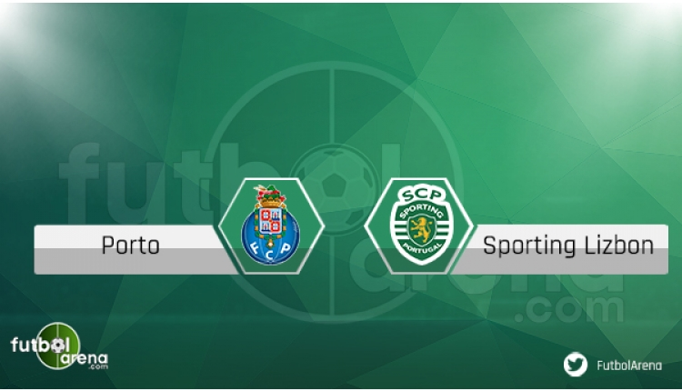 Porto - Sporting Lizbon maçı saat kaçta, hangi kanalda? (İddaa canlı skor)