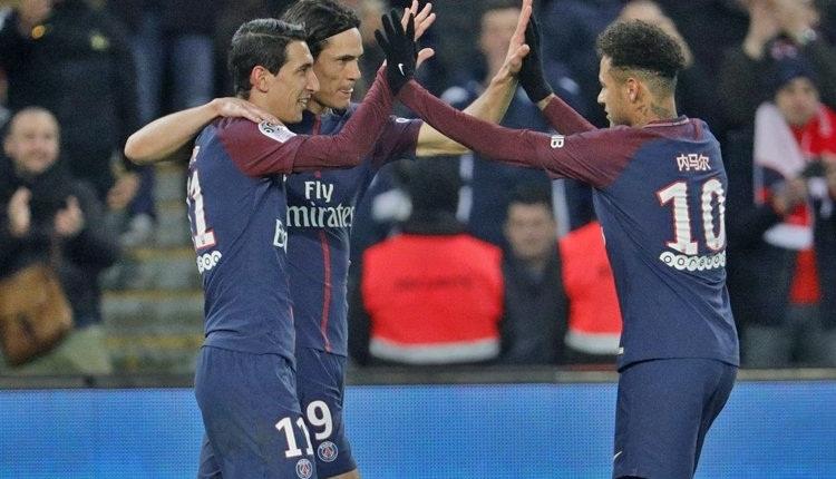 PSG 5-2Strasbourg maç özeti ve golleri (İZLE)