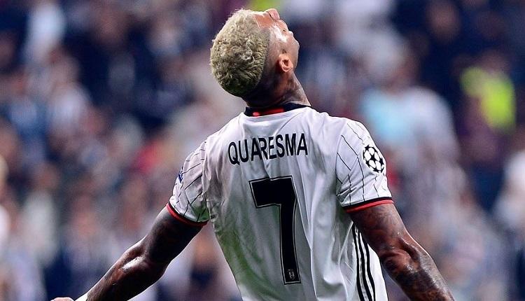 Ricardo Quaresma, Beşiktaş'ı FIFA'ya şikayet etti