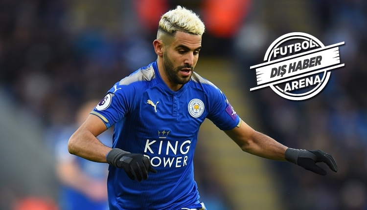 Riyad Mahrez'den haber alınamıyor! Leicester City'nin yıldızı kayıplara karıştı
