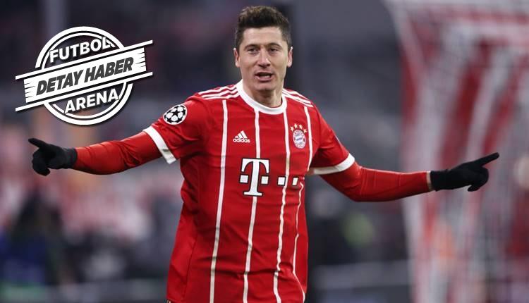 Robert Lewandowski, hocasını geçti! Bayern Münih rekoru